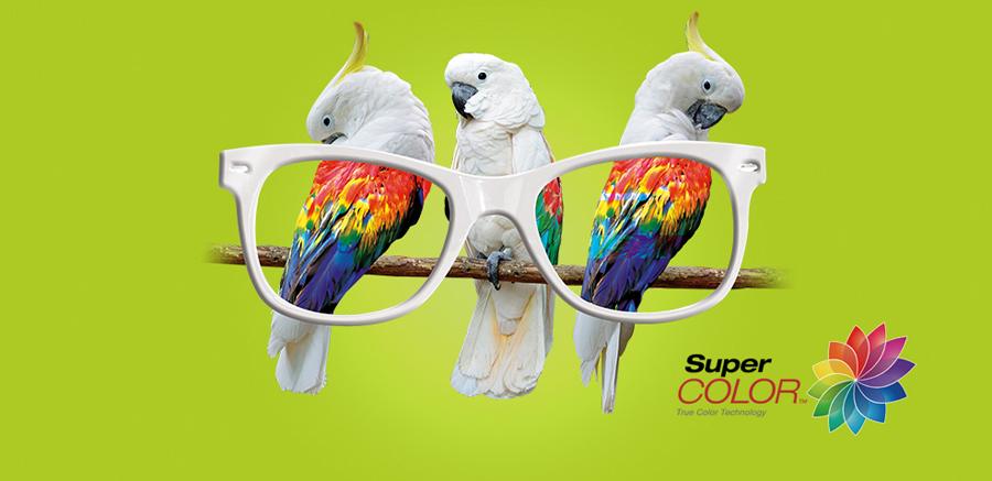 Công nghệ SuperColor™