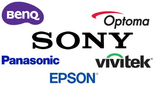 Một số thương hiệu máy chiếu 4K nổi tiếng trên thế giới