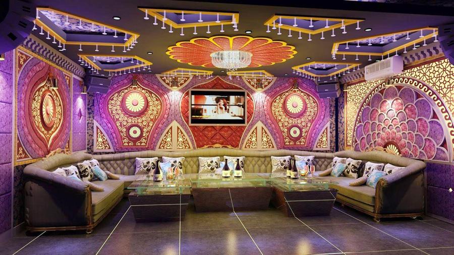 Chuyên lắp đặt phòng karaoke kinh doanh hiện đại, chuyên nghiệp