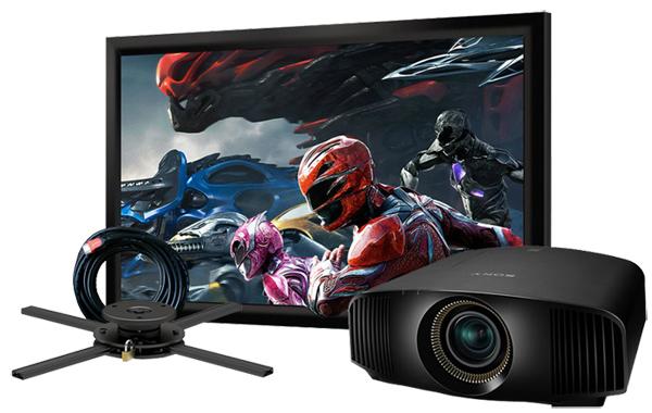 Nhiều ưu đãi kèm theo khi mua máy chiếu 4K tại Đỉnh Cao Công Nghệ.