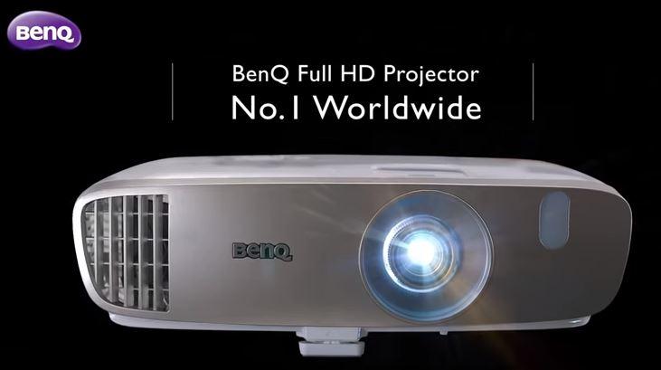 Máy chiếu Benq W2000 Full HD 1080P