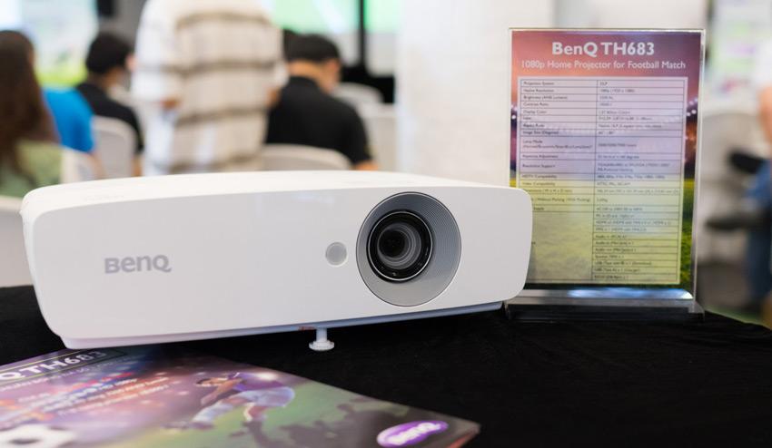 Máy Chiếu BenQ TH683 Full HD