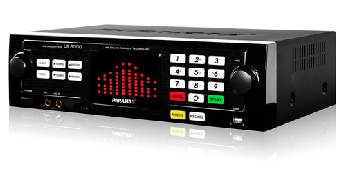 Paramax LS-5000 có nhiều tính năng thông minh