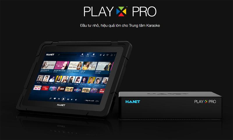 Karaoke Hanet PlayX Pro