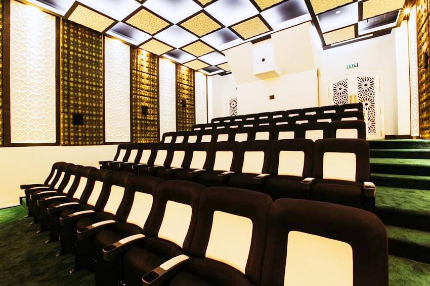 Lắp Đặt Phòng Chiếu Phim Tiêu Chuẩn 5* Khách Sạn Tajmasago Quận 7