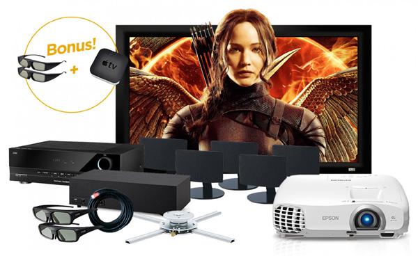 Máy chiếu Epson EH-TW5200 Full HD – 3D