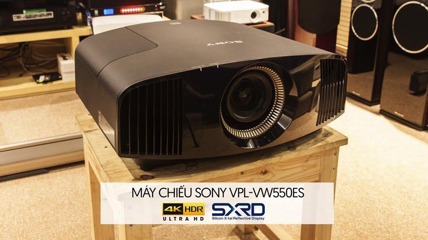 Máy Chiếu 4K SONY VPL-VW550ES