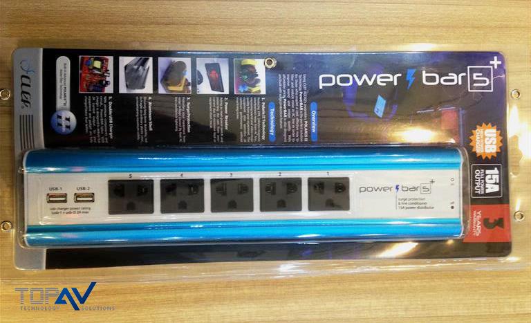 Clef PowerBAR - 5+