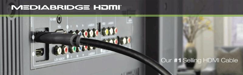 HDMI Mediabridge 15M