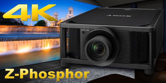 Sony VPL-VW5000ES sử dụng công nghệ 4K  SXRD hình hình sắc nét, chân thật