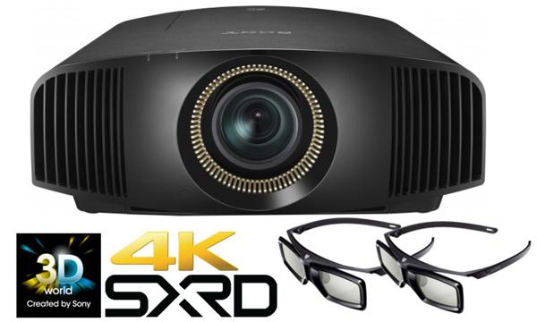 Sony VPL-VW300ES  ống kính hỗ trợ zoom là 2.06x