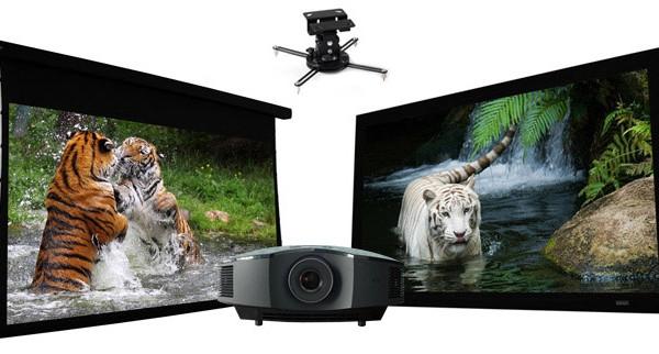 Máy chiếu Sony VPL HW65ES độ phân giải Full HD – 3D