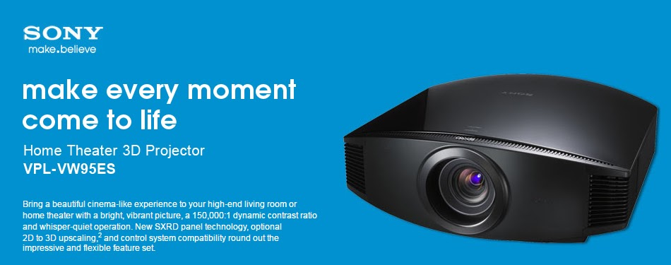 Máy chiếu Sony VPL-VW95ES