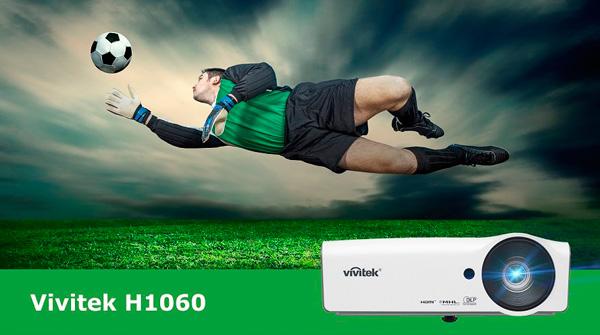 Máy chiếu Vivitek H1060 sự lựa chọn hoàn hảo cho gia đình bạn