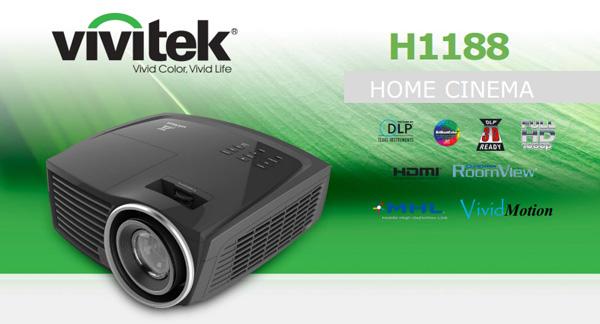 Máy chiếu Vivitek H1188  chính hãng, chất lượng cao